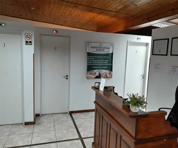 Sala de espera Korper